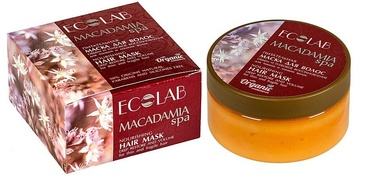 ECO Labarotorie Macadamia SPA Nourishing Hair Mask 200ml