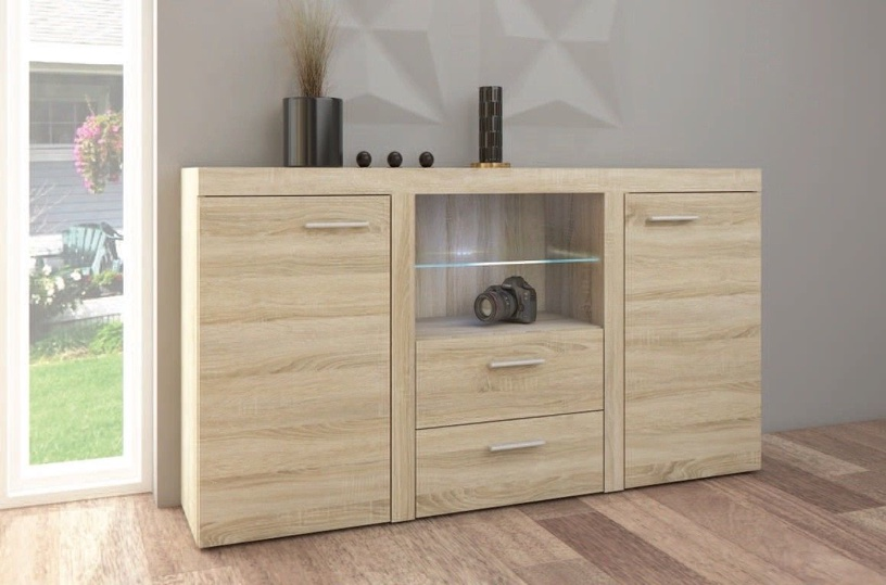 Stolarz-Lempert Asti SO20 Chest Of Drawers Sonoma Oak