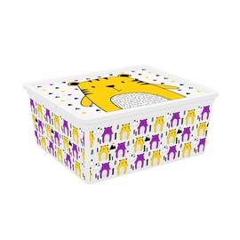 KASTE UZGLAB.C-BOX HIPSTER M 18L 8409000 (KIS)