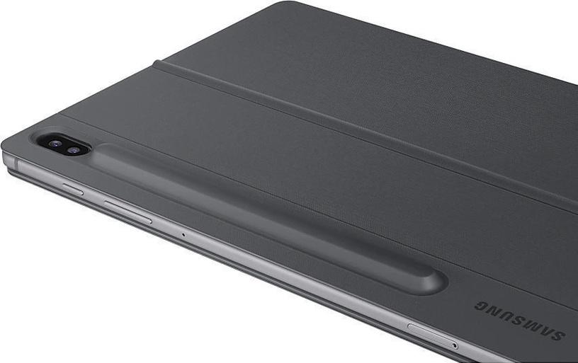 Samsung Galaxy Tab S6 Book Cover Keyboard Gray (поврежденная упаковка)/2