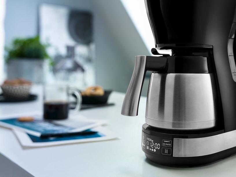 Kapsulas kafijas automāts De'Longhi ICM 16731, melna