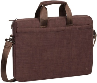 Rivacase, Laptop Bag 15.6'' Brown