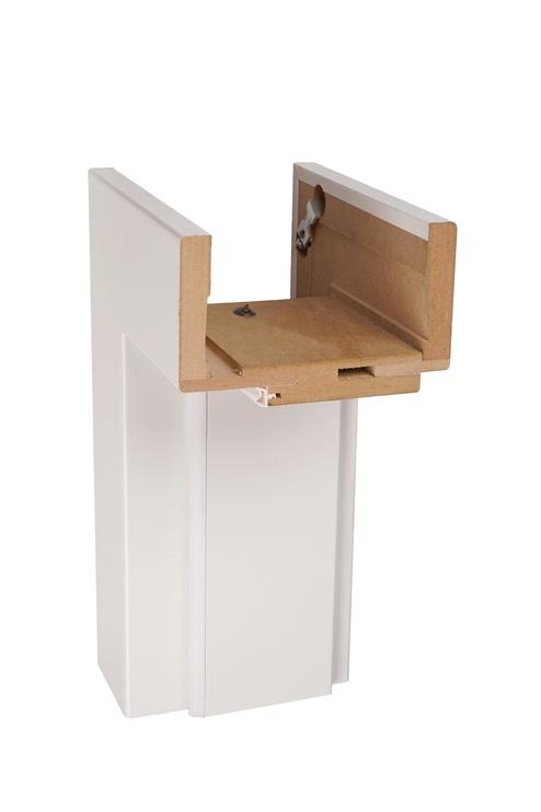 Дверная коробка PerfectDoor, 212.5 см x 14 см x 2.2 см, ламинированная древесно-стружечная плита (lmdp)