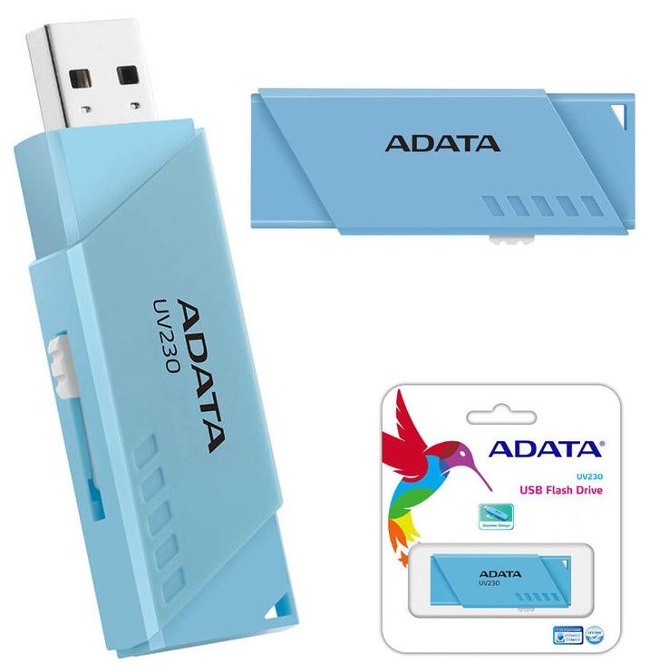 Adata UV230 USB 2.0 64GB Blue