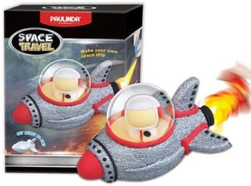 Paulinda Modeling Foam Space Ship Red 072709-1
