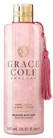 Grace Cole Relaxing Bath Soak 500ml Warm Vanilla & Sandalwood