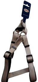 Record Dog Harness Grey 2x41/66cm