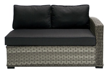 Home4You Module Sofa Geneva Right Armrest Grey