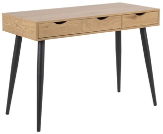 Home4you Writing Desk Neptun Oak