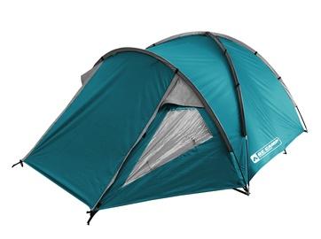 Trīsvietīga telts O.E.Camp RD-T22-3, zaļa