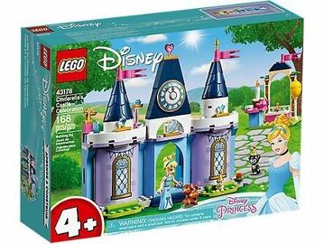 Konstruktors LEGO®Disney Princess 43178 Pelnrušķītes svinības pilī