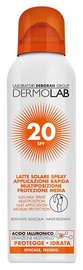 Sprejs saules aizsardzībai Deborah Milano Dermolab Sun SPF20, 150 ml