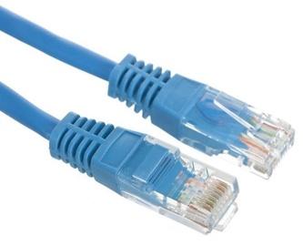 A-Lan Patch Cable UTP CAT5e 0.5m Blue