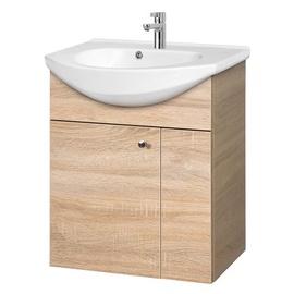 Spintelė voniai SA 59-1 su praustuvu