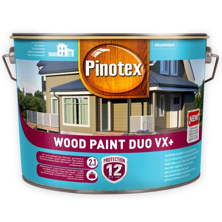 Pinotex Wood Paint Duo VX+, BC, 9,4 l