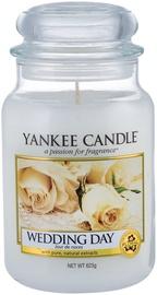 Ароматическая свеча Yankee Candle Classic Large Jar Wedding Day, 623 г