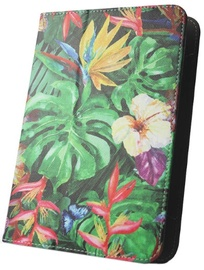 GreenGo Universal Tablet Book Case For 9-10'' Jungle