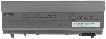 Mitsu Battery For Dell Latitude E6400 6600mAh