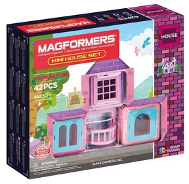 Magformers Mini House Set 42pcs 705005