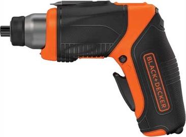 Black & Decker CS3653LC Cordless Screwdriver