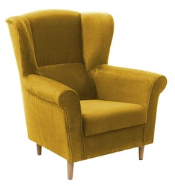 Idzczak Meble Loft 1 Armchair Yellow