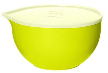 Plast Team Bowl With Lid D21cm 2l Green