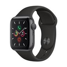 Išmanusis laikrodis Apple Watch 5 Space grey 44mm