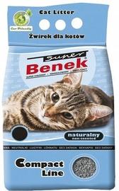 Kačių kraikas Super Benek Compact Natural Line, 25 l