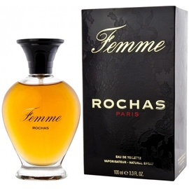 Parfüümid Rochas Femme Rochas 100ml EDT