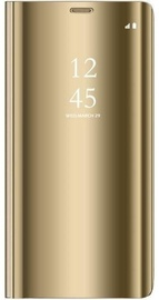 Mocco Clear View Cover Case For Samsung Galaxy A70 Gold
