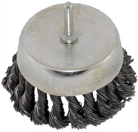 Ega Twisted Steel Wire Brush 80mm