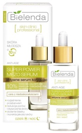 Сыворотка для лица Bielenda Skin Clinic Professional Actively Correcting Anti-Age Day/Night, 30 мл