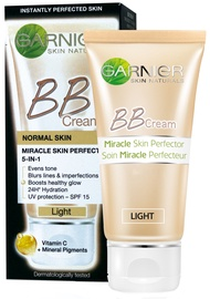Garnier Miracle Skin Perfector BB Cream 50ml Light