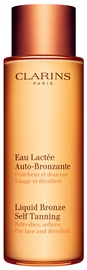Clarins Bonze Self Tanning For Face & Decollete 125ml