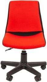Chairman Kids 115 Office Chair Red/Black