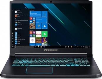 """Nešiojamas kompiuteris Acer Predator Helios 300 PH317-53 NH.Q9VEP.006 PL Intel® Core™ i7, 16GB/512GB, 17.3"""""""