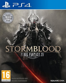 Final Fantasy XIV Online: Stormblood PS4