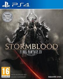 Final Fantasy XIV Online: Stormblood PS4