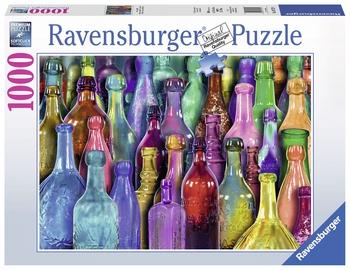 Ravensburger Puzzle Colorful Bottles 1000pcs 197279