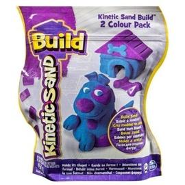 Kinetinis smėlis Spin Master Kinetic Sand Build