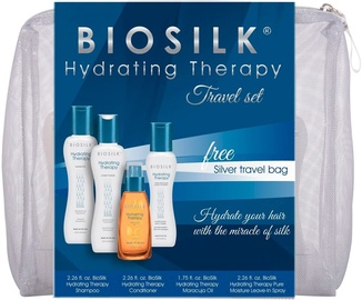 Farouk Systems Biosilk Hydrating Therapy Travel Set 3 x 69ml +52ml