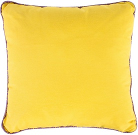 Home4You Summer New Pillow 45x45cm Yellow