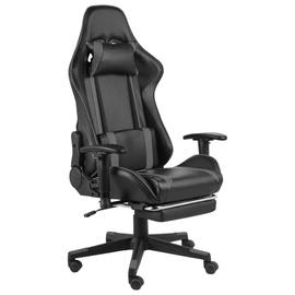 Игровое кресло VLX With Footrest 20489, черный/серый