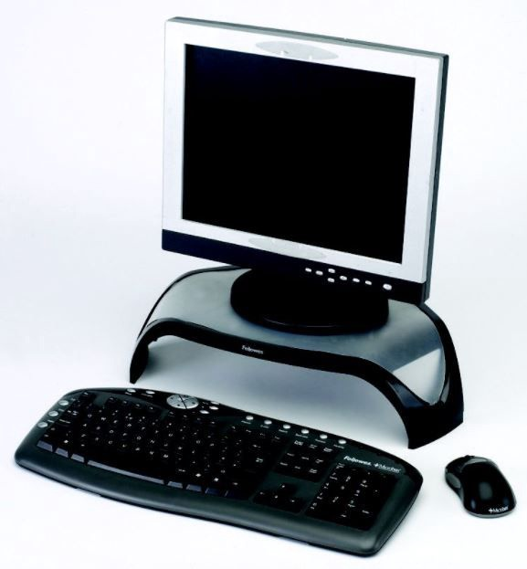 Fellowes Stand for Monitor LCD/TFT Black