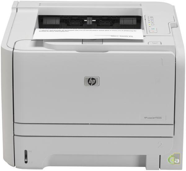 Lazerinis spausdintuvas HP P2035