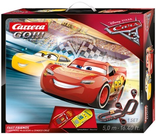 Carrera Go Disney Cars 3 Fast Friends 20062419