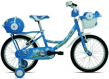 """Vaikiškas dviratis Esperia 9600, mėlynas, 18"""""""