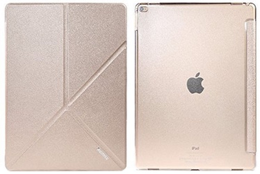 Remax Smart Ultra Slim Book Case For Apple iPad Air 2 Gold