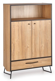 Halmar Lockheed KM-3 Sideboard Grandson Oak/Black