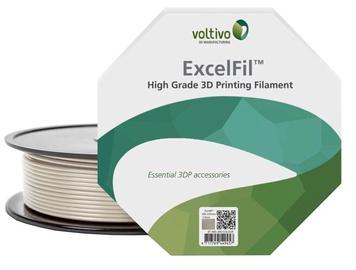 Расходные материалы для 3D принтера Voltivo ExcelFil, песочный